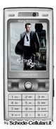 Sony Ericsson K800i JAMES BOND